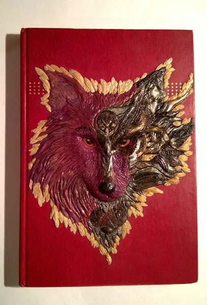 Рубиновый волк - книга мага