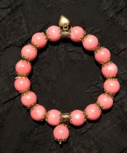 розовый коралл