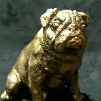 статуэтка собаки