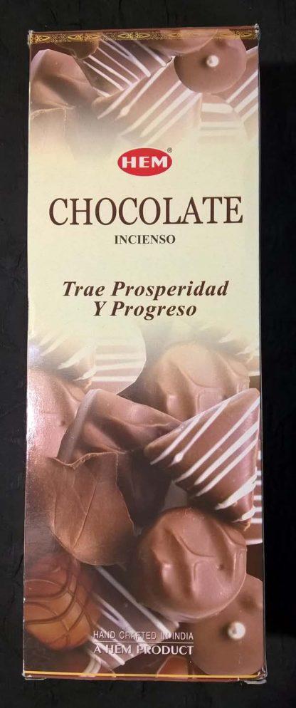 запах шоколада