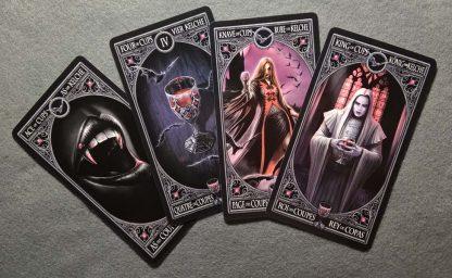 кубки под покровительством вампиров