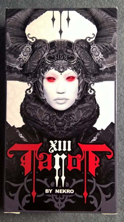 коробка Таро 13