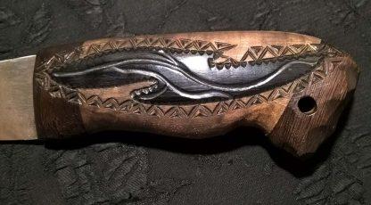 Рукоять ножа для ритуалов
