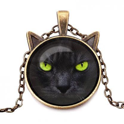"""Талисман """"Черный кот"""""""