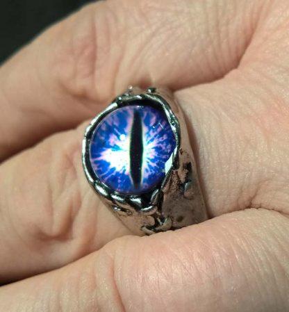 """Кольцо """"Глаз дракона"""""""