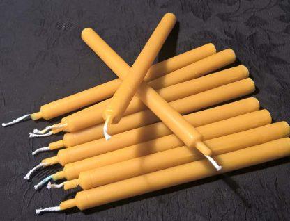 Вочсковые желтые свечи