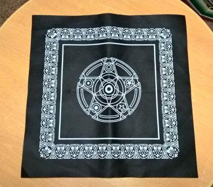 Скатерть для гадания и ритуалов