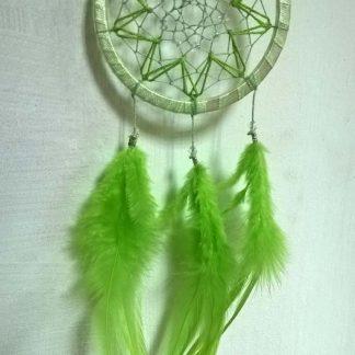 """Ловец снов """"Сладкий сон"""" зеленый"""