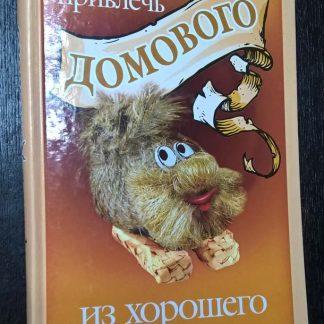 """Книга """"Как привлечь домового из хорошего дома"""""""