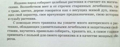 """Аннотация к книге """"Магический травник"""""""